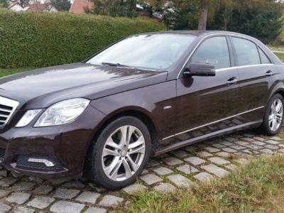 gebraucht Mercedes E350 E-Klasse Lim.CDI BlueEfficiency