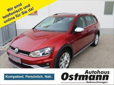 gebraucht VW Golf Alltrack Variant VII 1.6TDI Basis BMT 4Motion KLIMA*ALU