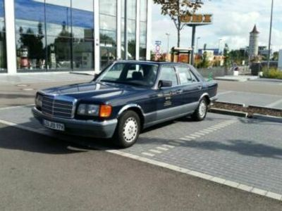 używany Mercedes 260 W126