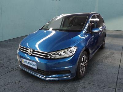 gebraucht VW Touran Touran2.0 TDI DSG UNITED | NAVI | LED | ACC |