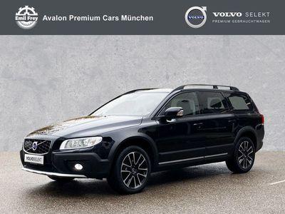 gebraucht Volvo XC70 D5 AWD Geartronic Black Edition