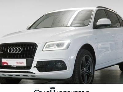 gebraucht Audi Q5 3.0 TDI quattro S-tronic 20 Zoll Keyless Go Leder
