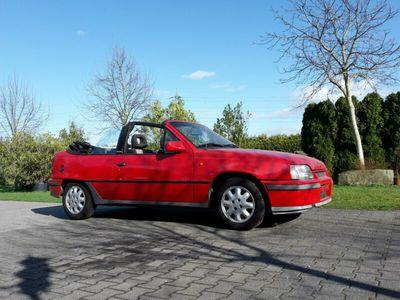 gebraucht Opel Kadett E Cabrio, unverbastelt, 99.100km, 2.Hand