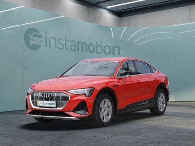 gebraucht Audi E-Tron eTron - Sportback 55 MATRIX ACC B&O S-Sitz S line