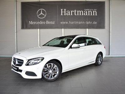 gebraucht Mercedes C300 T h 7G Avantgarde Comand Panorama ILS Distronic