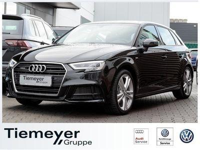 gebraucht Audi A3 Sportback 40 TFSI Q S Line LED Connectivity LM18 Tiemeyer Marl GmbH & Co. KG Tiemeyer Marl GmbH & Co. KG