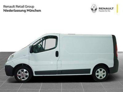gebraucht Renault Trafic KASTEN 2,0 dCi 90 L1H1 REGALSYSTEM