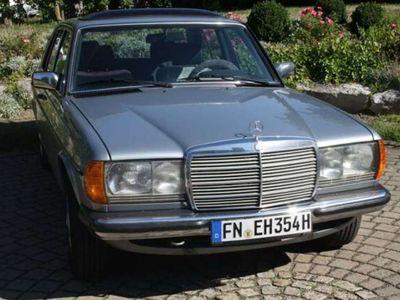 gebraucht Mercedes 250 W123 Original Top-Zustand H-Kennzeichen