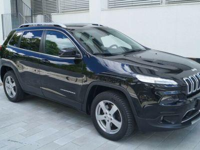 gebraucht Jeep Cherokee Limited 4WD,ACC,Kamera,Sitzbelüftung, L