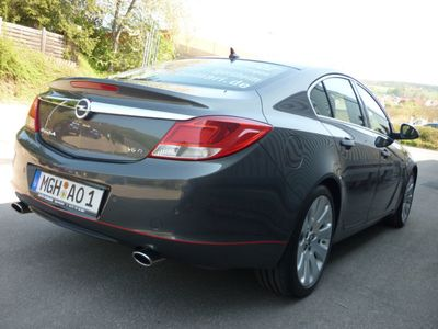 gebraucht Opel Insignia Lim. Cosmo 4x4 * MODELL 2009 *