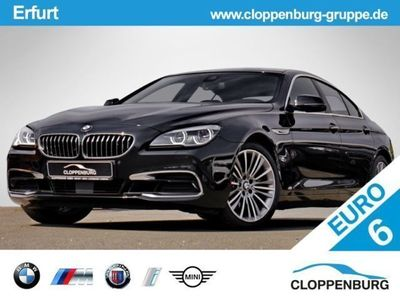 gebraucht BMW 640 d xDrive Gran Coupé Head-Up HiFi Adapt.Dr.