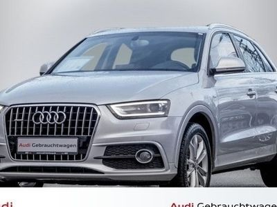 używany Audi Q3 2.0 TDI quattro 103 kW (140 PS) S tronic