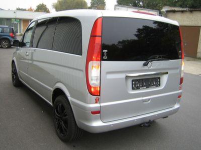 gebraucht Mercedes Viano 3,0 CDi V6 Autom. AHK Navi