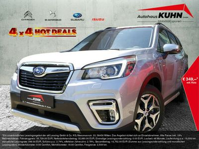 gebraucht Subaru Forester e-Boxer 2.0ie Active Lineartronic