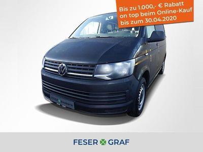 gebraucht VW Transporter T6Kasten 2,0 TDI, Heckflügeltüren,