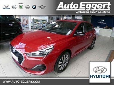 gebraucht Hyundai i30 YES! 1.4 Navi Fernlichtass. Klima SHZ LED-Tagfahrl