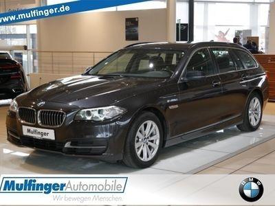 "gebraucht BMW 520 d xDrive Touring Navi AHK HiFi 17"""