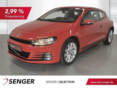 gebraucht VW Scirocco Sport 2.0 TSI BMT Sitzheizung Tempomat klima