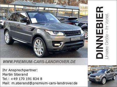 gebraucht Land Rover Range Rover Sport TDV6 HSE | RANGE ROVER Berlin Gebrauchtwagen, bei Autohaus Dinnebier GmbH