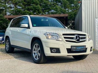 gebraucht Mercedes GLK200 CDI SHZ*TEMPO*AUTO*2 HAND*TOP*PDC