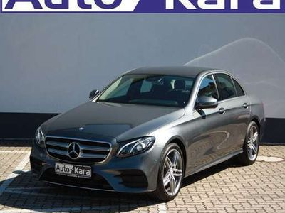 gebraucht Mercedes E200 9G-TRONIC AMG Line*16 TKM*LED-Scheinwerfer*Comand*