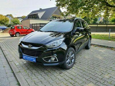 gebraucht Hyundai ix35 FIFA World Cup Edition 2WD, Scheckheft,Navi