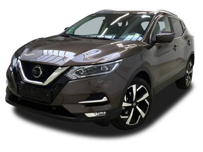 gebraucht Nissan Qashqai 1.3 Benzin