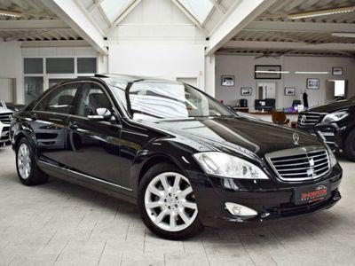 gebraucht Mercedes S500L # Rentner # NightView # SoftClose # TV