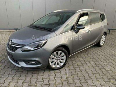 gebraucht Opel Zafira 1.6 Turbo Innovation 7-Sitz Apple Carplay
