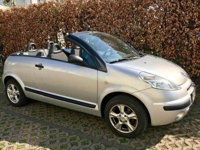gebraucht Citroën C3 Pluriel 1.4 Kult-Cabrio