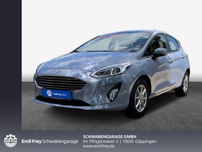 gebraucht Ford Fiesta 1.0 EcoBoost Hybrid TITANIUM 92ürig