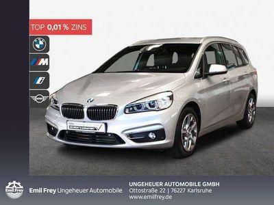 gebraucht BMW 220 Gran Tourer d Luxury Line Head-Up HiFi LED