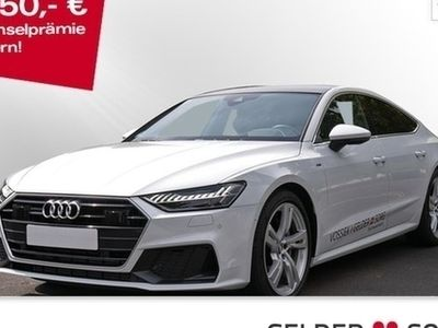 gebraucht Audi A7 Sportback 50TDI quattro S-Tronic, S-LIne DAB*LED*Multifunktionskamera*Connect* Navi Panorama Leder LM