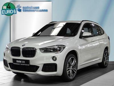 gebraucht BMW X1 xDrive20d M Sport Steptronic Sport Aut. EDC