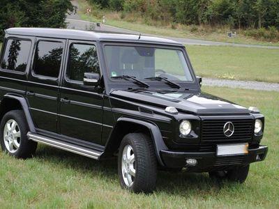 gebraucht Mercedes G320 CDI (BM 463.3) G-Modell Station (BM463)