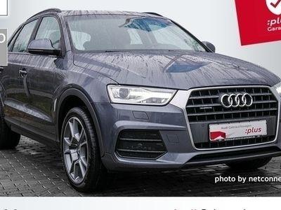"""gebraucht Audi Q3 2.0 TDI quattro Xenon Navi AHK 19"""" SHZ EU6"""