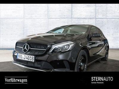 gebraucht Mercedes A180 Style Automatik Rückfahrkamera