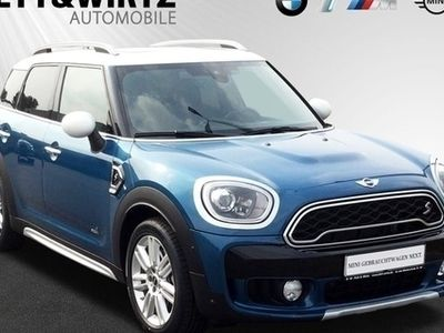 gebraucht Mini Cooper SD Countryman Countryman ALL4 18'' LM Navi HUD LED