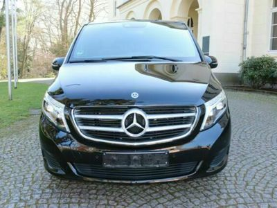 gebraucht Mercedes V200 V 200 V -KlasseAVANTGARDE / Extra Lang