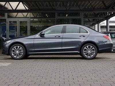 gebraucht Mercedes C250 C-KlasseD 4M LIM. Avantgarde Comand ILS SSD Glas