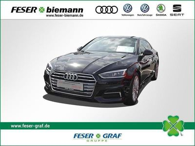 gebraucht Audi A5 Coupe sport 2.0 TFSI LED Navi Einparkhilfe