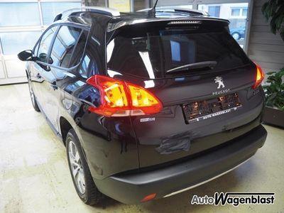 gebraucht Peugeot 2008 1.6 BlueHDi FAP 100 STYLE Navi SHZ Panorama (Klima