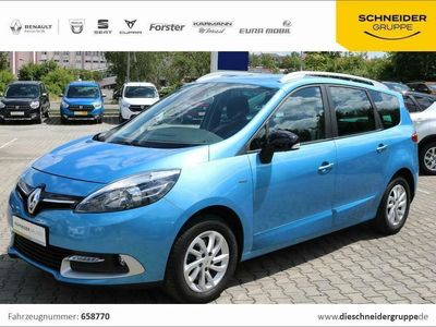 gebraucht Renault Grand Scénic ENERGY TCe 115 S&S Deluxe Limited