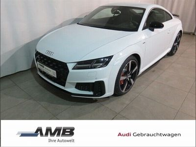 gebraucht Audi TT Coupé S line competition 45 TFSI qu S-tr/LED/virtC