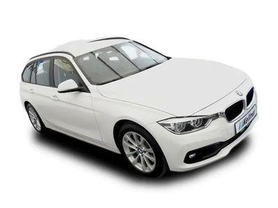 gebraucht BMW 318 d Tour.,17 Zoll, 49 % unter eh. UPE 48250 EU
