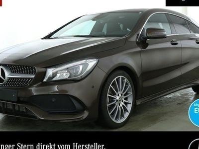 gebraucht Mercedes CLA200 d SB AMG Stdhzg Pano LED Kamera Navi Sitzh