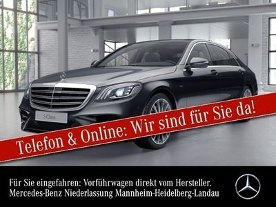 gebraucht Mercedes S560 e L AMG Fondent 360° Pano Multibeam Distr.
