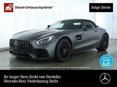 gebraucht Mercedes AMG GT C Perf-Sitze Perf-Abgas COMAND LED Night