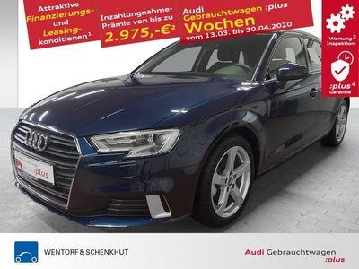 gebraucht Audi A3 Sportback 35 TFSI sport MMI Navi DAB APS+