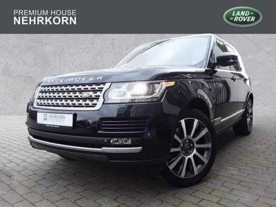 gebraucht Land Rover Range Rover SDV8 Vogue
